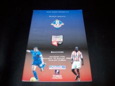 Oldham Athletic v Brentford, 2002/03